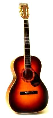 The Q OO - 12 Fret Historic Sunburst